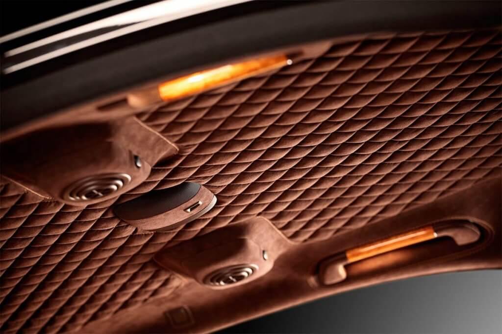 Технология перетяжки потолка в салоне автомобиля