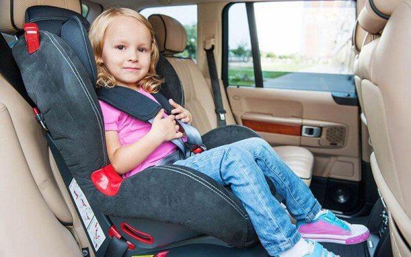 почистить детское автокресло своими руками
