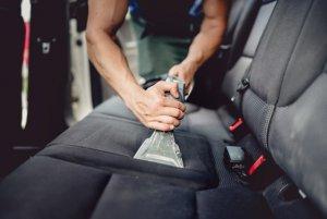 Предпродажная чистка авто